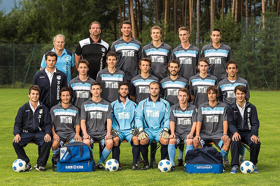 SG Schlern - Landesliga 2013/14