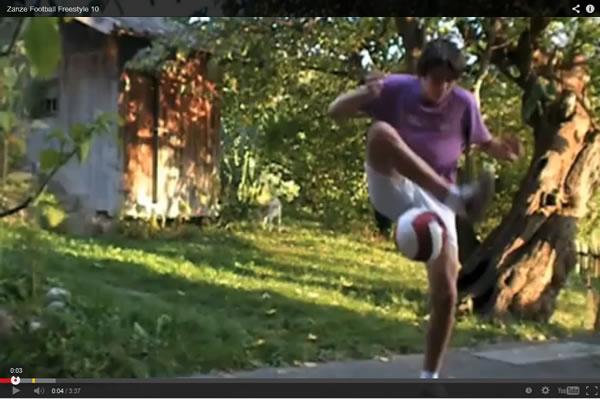 Zanze Football Freestyle 10