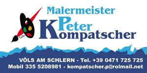 Kompatscher Peter Malermeister