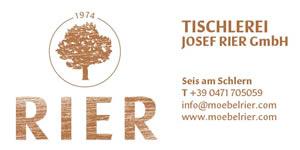 Tischlerei Rier Josef