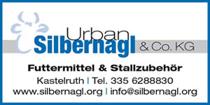 Silbernagl Urban Tierfutter