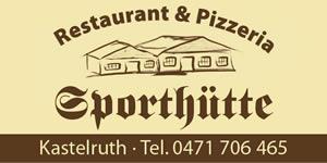Pizzeria Restaurant Sporthütte