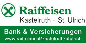 Raiffeisen Kastelruth - St. Ulrich